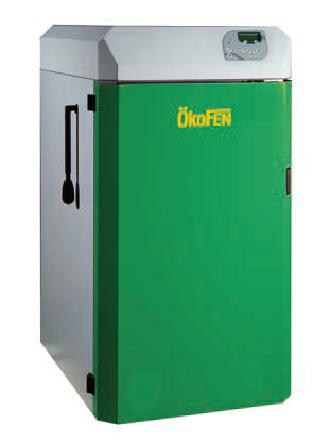 Stückholzkessel Holzvergaser Festbrennstoffkessel Scheitholzkessel